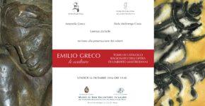 Presentazione del III Tomo del Catalogo Ragionato dell'Opera di Umberto Mastroianni